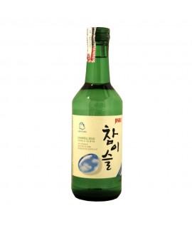 Soju Bebida Coreana Chamisul Fresh - Jinro 360ml