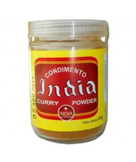 Condimento Curry em Pó - India 57g