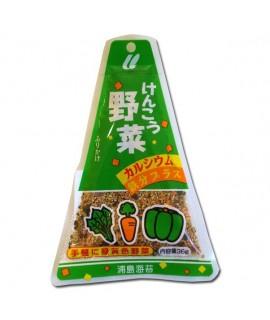 Furikake Tempero para Arroz Triângulo Kenko Yasai - Urashima 40g